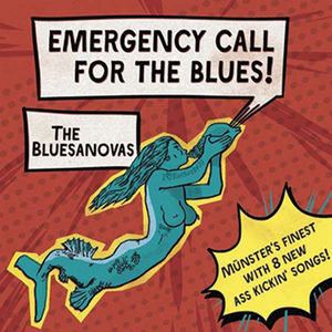 The Bluesanovas - Emergency Call For The Blues!