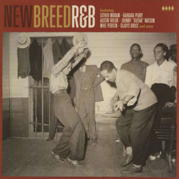 Various Artists - New Breed R&B
