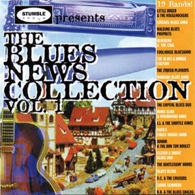 bluesnews Colletion Vol. 1